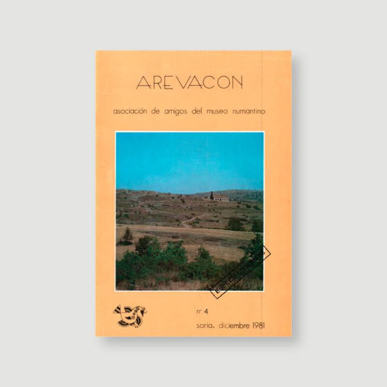 Arevacon 4 ESPECIAL TIERMES