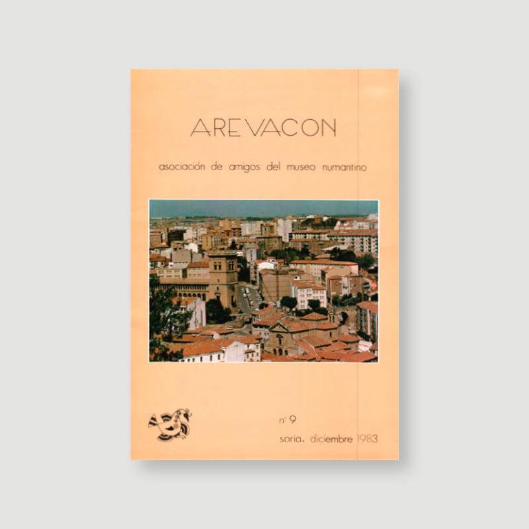 Arevacon 9 diciembre 1983