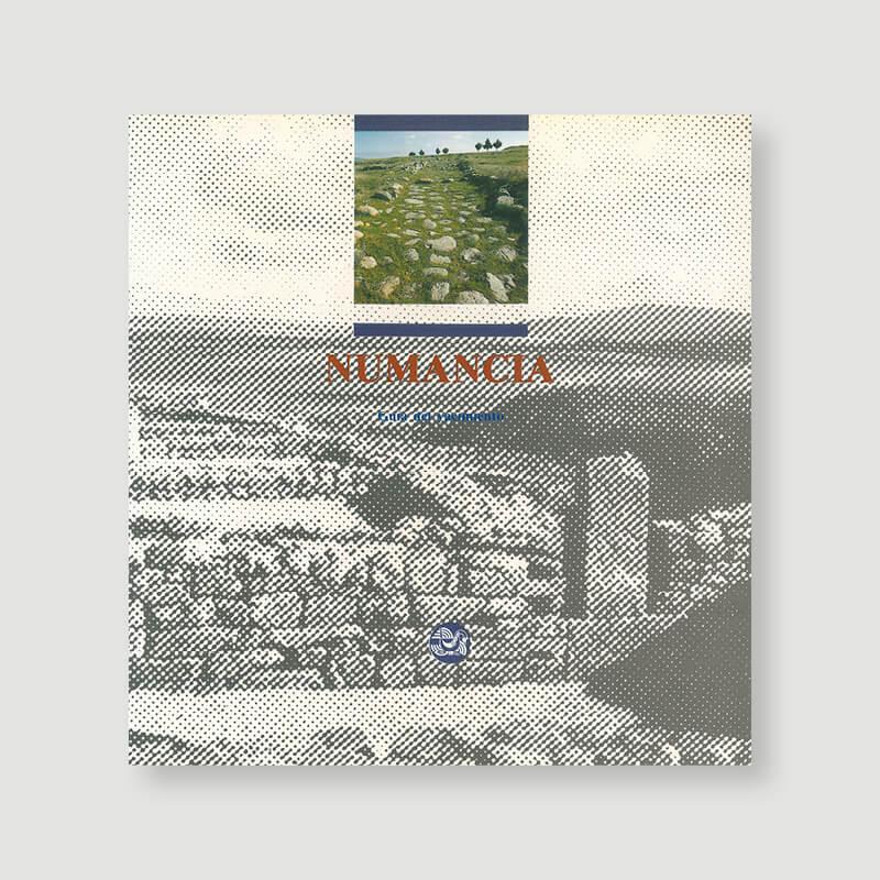 NUMANCIA. GUÍA DEL YACIMIENTO 1990