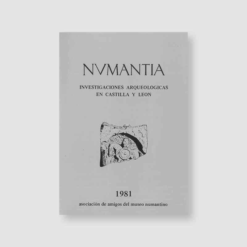 NVMANTIA 1. Investigaciones arqueológicas en Castilla y León