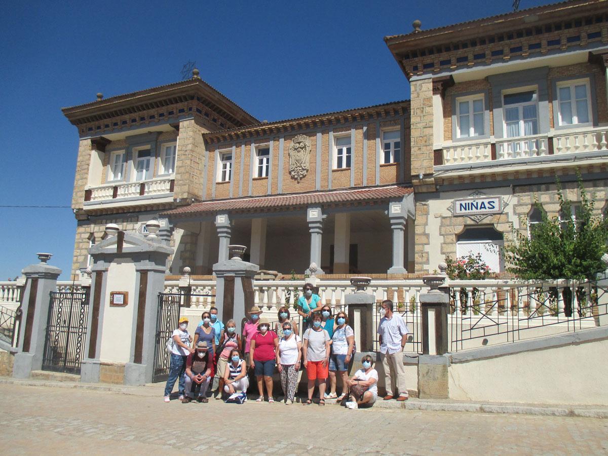 Viaje a Quintanas de Gormaz (Soria) 25 de julio de 2020