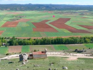 Proyecto de granja porcina en el entorno del Castillo de Gormaz